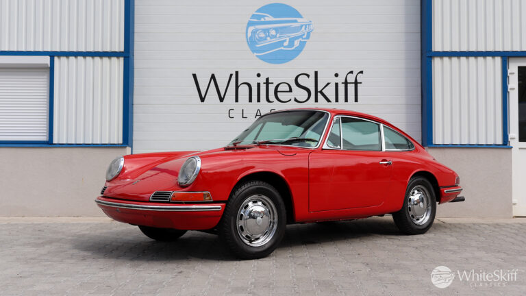 1965 Porsche 911 - Signal Red 65