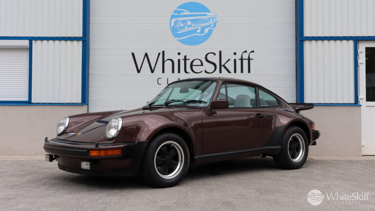 1975 Porsche 911 Turbo - Copper Brown 75