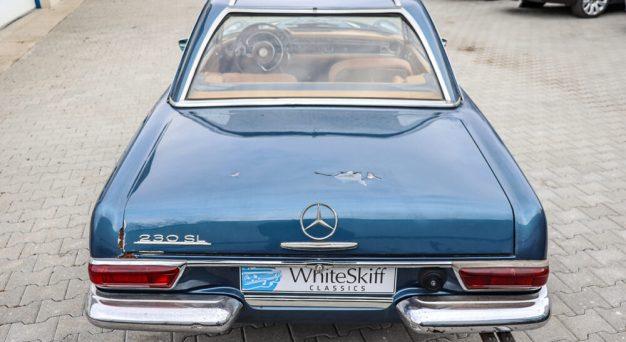 1966 Mercedes 230 SL