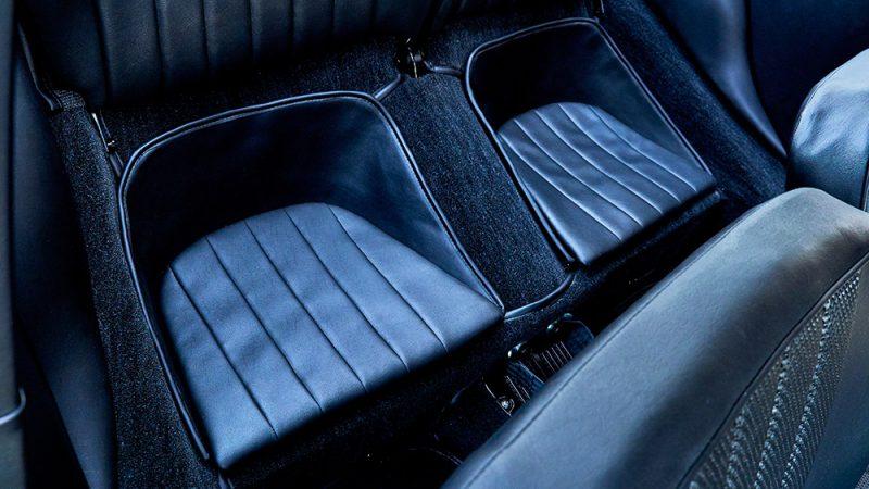 1966 Porsche 911 Coupé pólópiros ülések