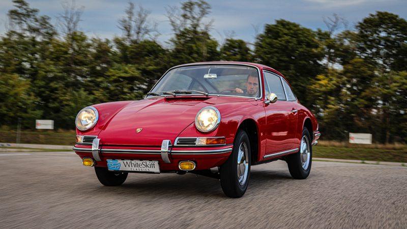 1966 Porsche 911 Coupé pólópiros