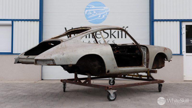 1965 Porsche 911 Coupé világos elefántcsont
