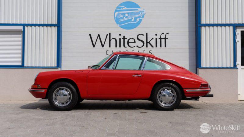1965 Porsche 911 - Signal Red 65 (3)