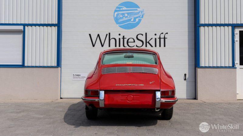 1965 Porsche 911 - Signal Red 65 (5)