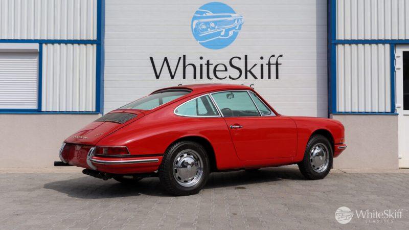 1965 Porsche 911 - Signal Red 65 (6)
