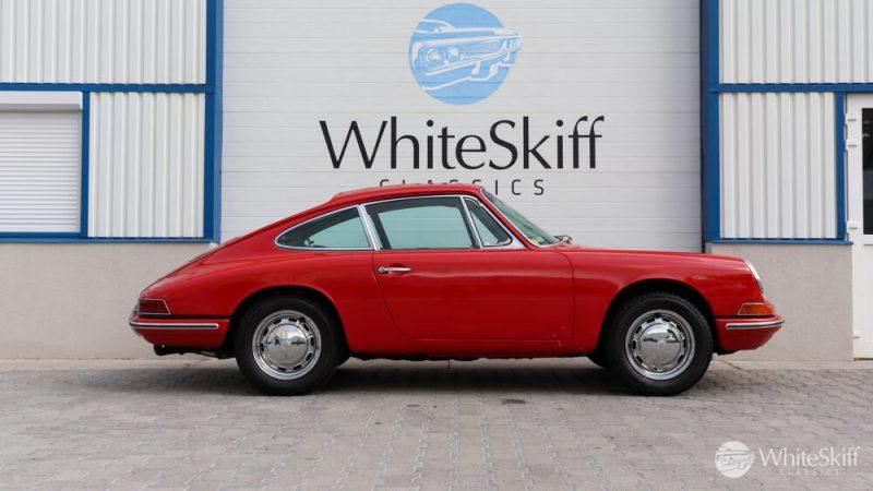 1965 Porsche 911 - Signal Red 65 (7)