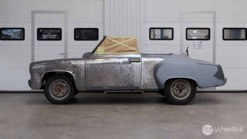 1965 Wartburg 312 HT - Gray White 65 (3)