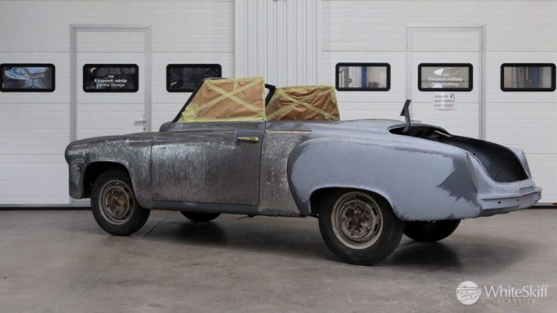 1965 Wartburg 312 HT - Gray White 65 (4)