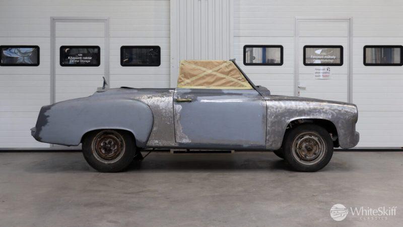 1965 Wartburg 312 HT - Gray White 65 (7)