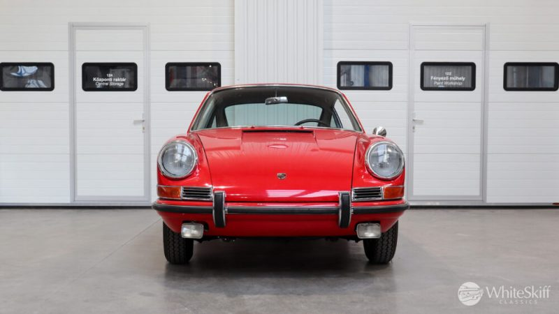 1966 Porsche 911 Coupé Aga Blue