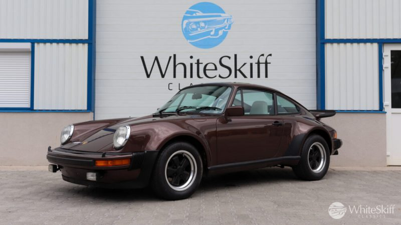 1975 Porsche 911 Turbo - Copper Brown 75 (2)