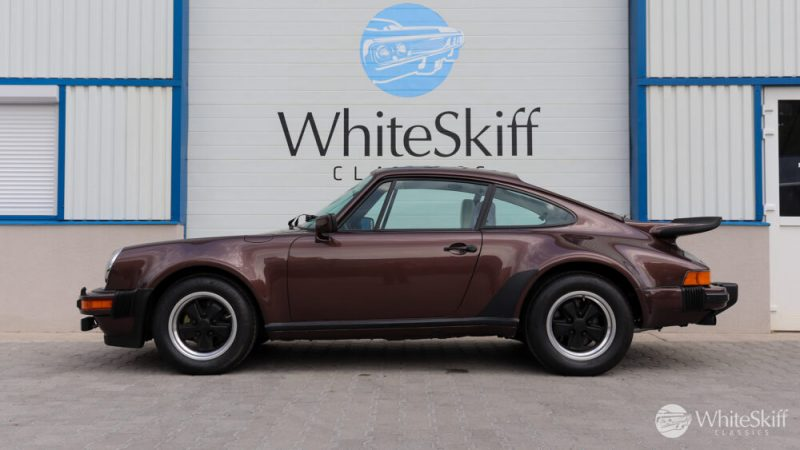 1975 Porsche 911 Turbo - Copper Brown 75 (3)