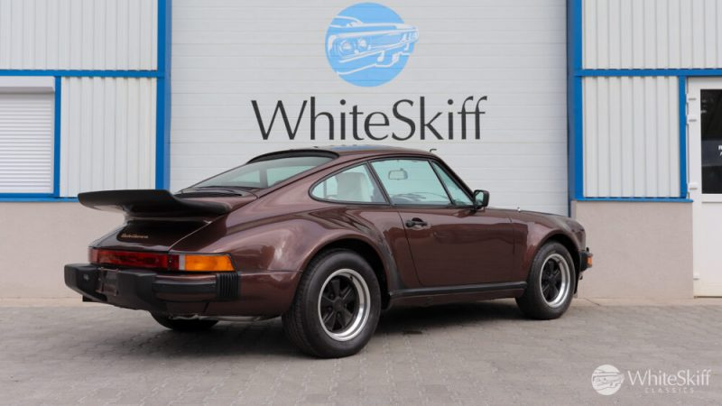 1975 Porsche 911 Turbo - Copper Brown 75 (6)