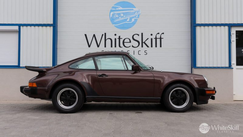 1975 Porsche 911 Turbo - Copper Brown 75 (7)