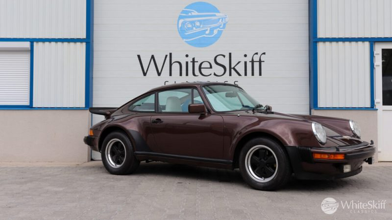 1975 Porsche 911 Turbo - Copper Brown 75 (8)