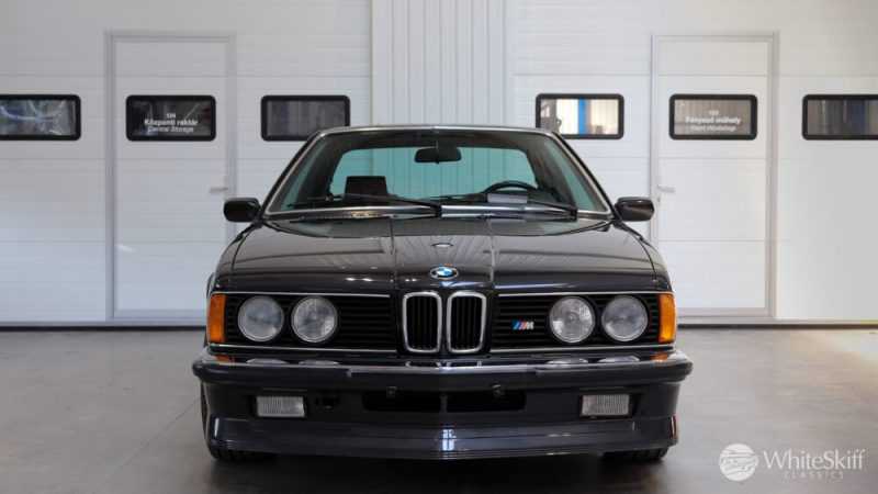 1985 BMW M635 CSI - Diamond Black 85 (1)