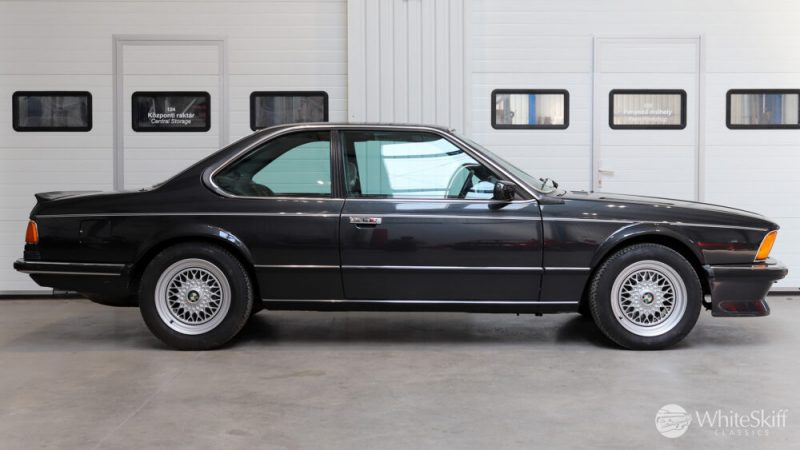 1985 BMW M635 CSI - Diamond Black 85 (7)