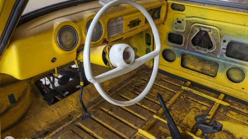 2120001 1963 Wartburg 311 Limousine beltér